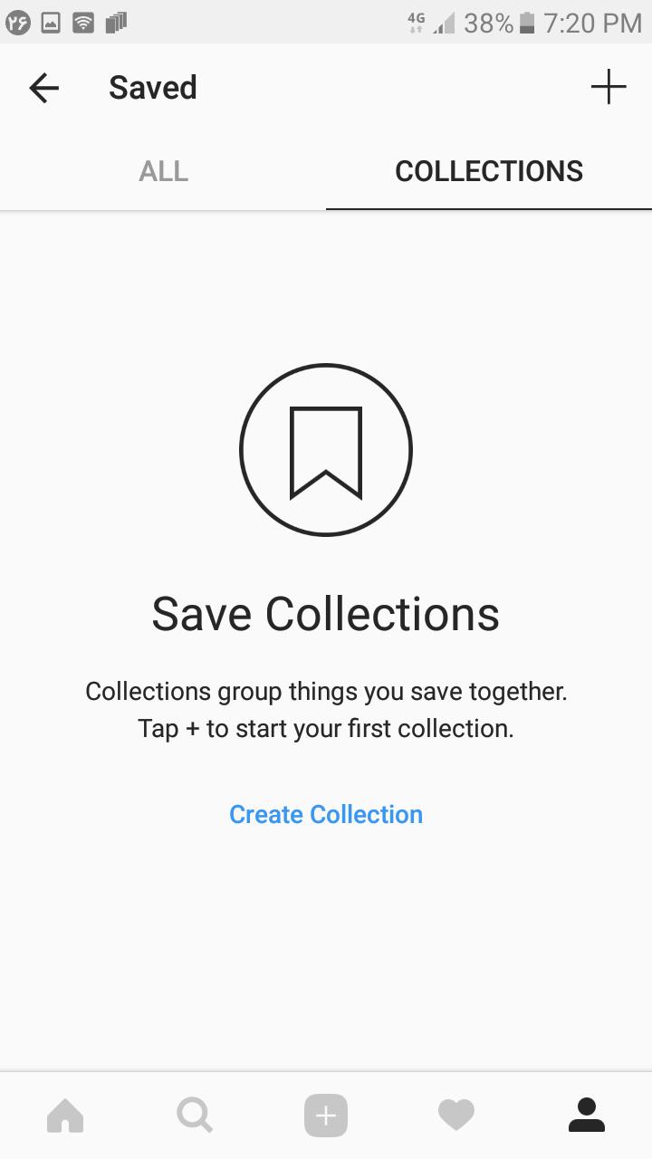 ذخیره کردن عکسها در اینستاگرام