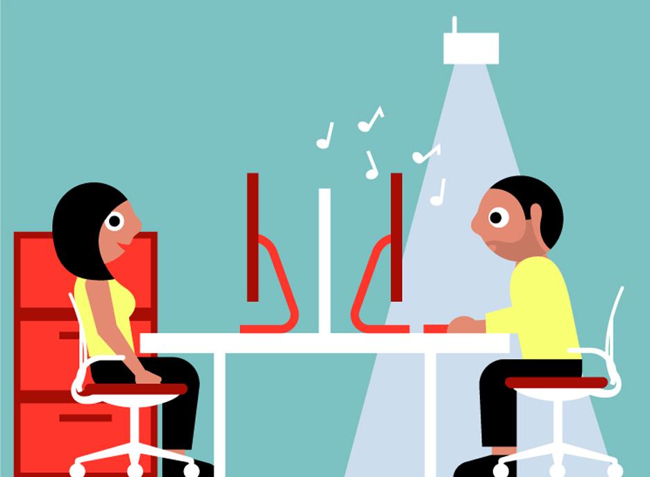 چگونه از محیط کارمان متنفر نباشیم ؟