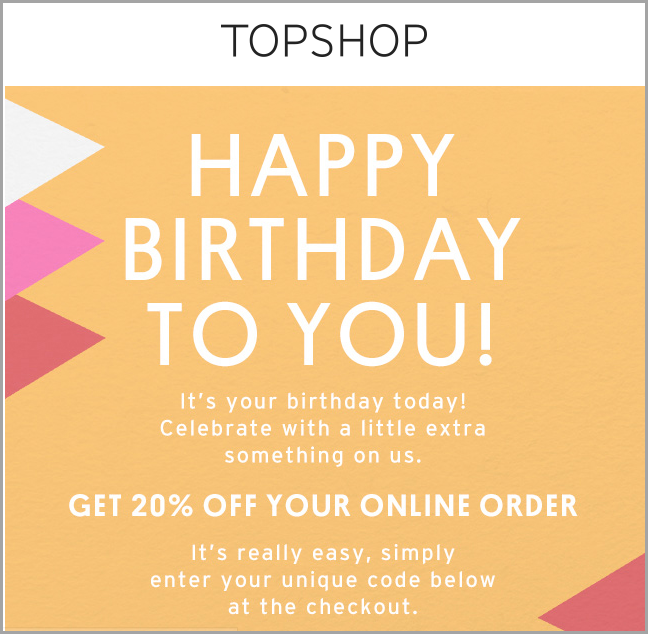 ارسال هدیه تولد برای مشتری در کسب و کارهای آنلاین