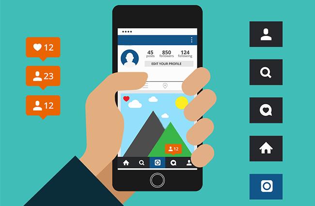 استفاده از پروفایل اینستاگرام تجاری برای کسب و کارهای اینستاگرامی