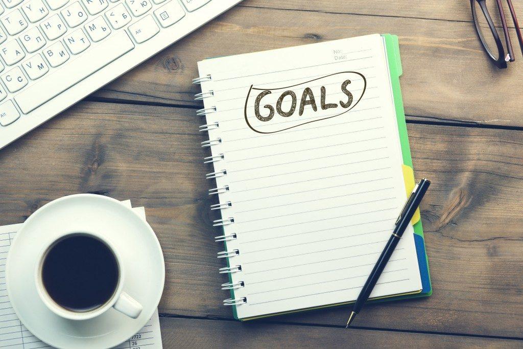 اهدافتان را تعیین کنید
