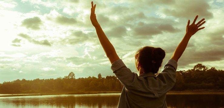 پنج راه برای این که مثبت باقی بمانیم؟